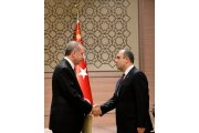 CHAIRMAN ERDAL ÇİFTCİ  VISITED THE PRESIDENT OF TURKEY REPUBLİC