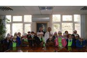 YILDIRIM PRIMARY SCHOOL STUDENTS HAS VİSİTED