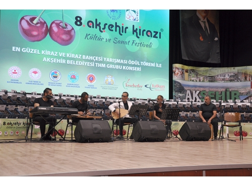 8. AKŞEHİR CHERRY CULTURE AND ART FESTIVAL